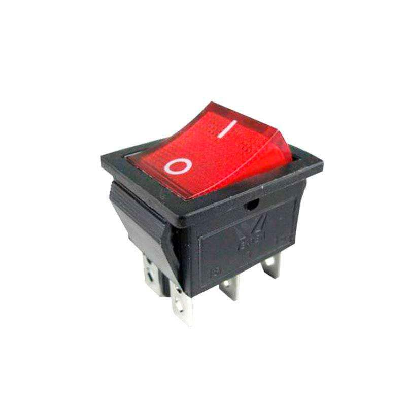Interruptor con led 250VAC/10A